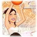 バスケットボール球場-1
