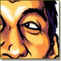水彩画油絵タイプ似顔絵
