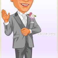 結婚式新郎グレータキシードT-4